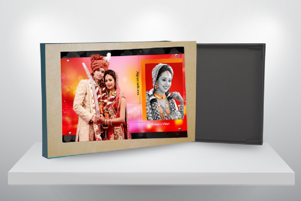 Digital Handmade Box